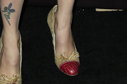 Amber Tamblyn Pumps