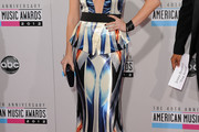 Amy Heidemann Print Dress