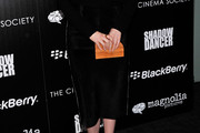 Andrea Riseborough Pencil Skirt