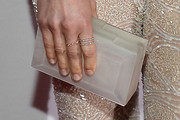Anna Faris Box Clutch