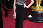Anne Hathaway Halter Dress