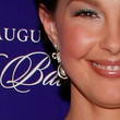 Ashley Judd Dangling Pearl Earrings