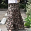 Ashley Tisdale Long Skirt