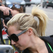 Ashley Tisdale Loose Ponytail