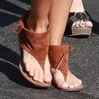 Ashley Tisdale Soft Strap Sandals