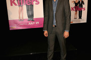 Ashton Kutcher Men's Suit