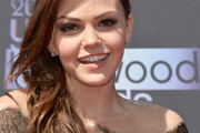 Aimee Teegarden Side Sweep