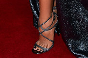 Delta Goodrem Strappy Sandals