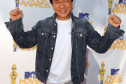 Jackie Chan Denim Jacket