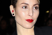 Noomi Rapace Red Lipstick