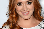 Andrea Bowen Long Wavy Cut