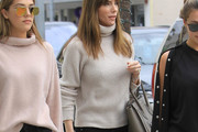Jennifer Flavin Turtleneck