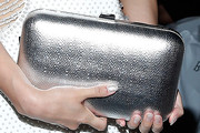 Lily Kwong Metallic Clutch