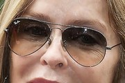 Barbara Bach Aviator Sunglasses