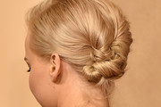 Jennifer Lawrence Hair Knots