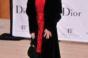 Bebe Neuwirth Wool Coat
