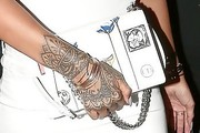 Rihanna Printed Shoulder Bag