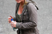 Bree Olson  Cropped Jacket