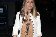 Brooke Mueller Layered Chainlink Necklaces