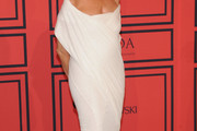 Donna Karan One Shoulder Dress
