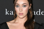 Alycia Debnam-Carey Half Up Half Down
