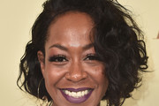 Tichina Arnold Curled Out Bob