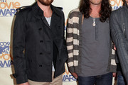 Caleb Followill Trenchcoat