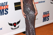 Camille Grammer Evening Dress