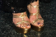 Patty Smyth Platform Sandals