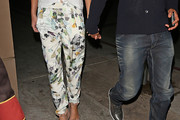 Chrissy Teigen Print Pants