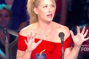 Christina Applegate Cocktail Dress