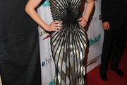 Chyler Leigh Evening Dress