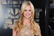 Claire Coffee Long Wavy Cut