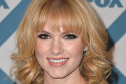Claudia Lee Medium Curls with Bangs