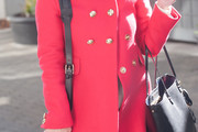 Reese Witherspoon Wool Coat