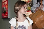 Coco Arquette Long Pigtails