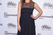 Connie Britton Little Black Dress