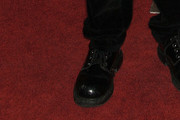 Corey Feldman Leather Lace-ups
