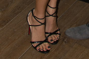 Cristen Chin Barker Strappy Sandals