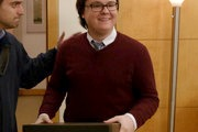 Clark Duke V-neck Sweater