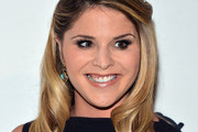 Jenna Bush Hager Half Up Half Down