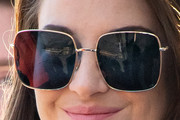 Shailene Woodley Square Sunglasses