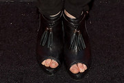 Troian Bellisario Ankle boots
