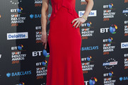 Amy Williams Evening Dress