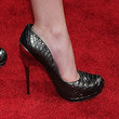 Dakota Fanning High Heel Pumps