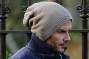 David Beckham Knit Beanie