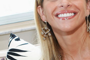 Dina Manzo Sterling Chandelier Earrings