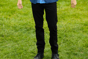Douglas Booth Skinny Pants
