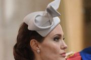 Angelina Jolie Fascinator