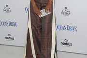 Gabrielle Union Wide Leg Pants